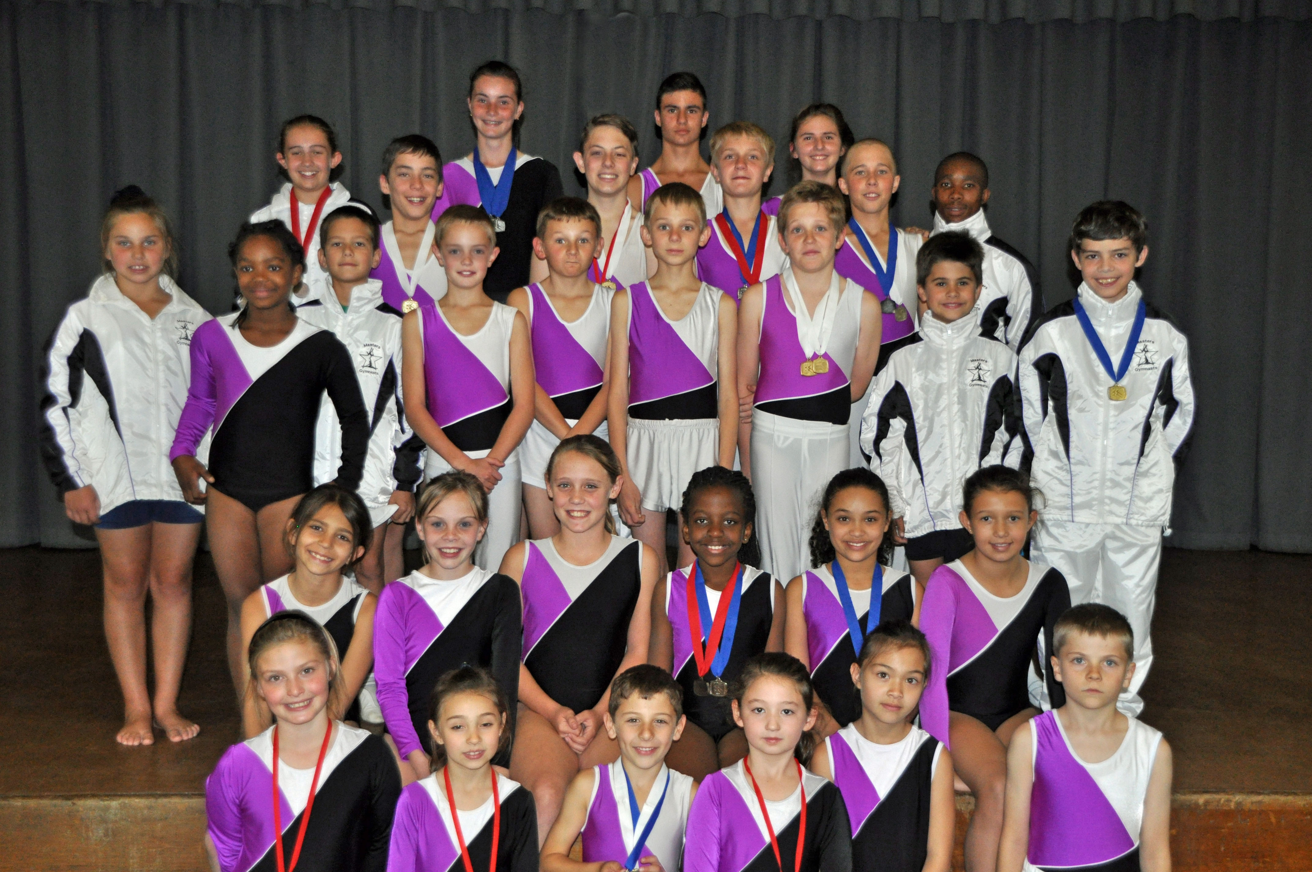 Competition Seasons Begins For Local Trampoline Gymnasts