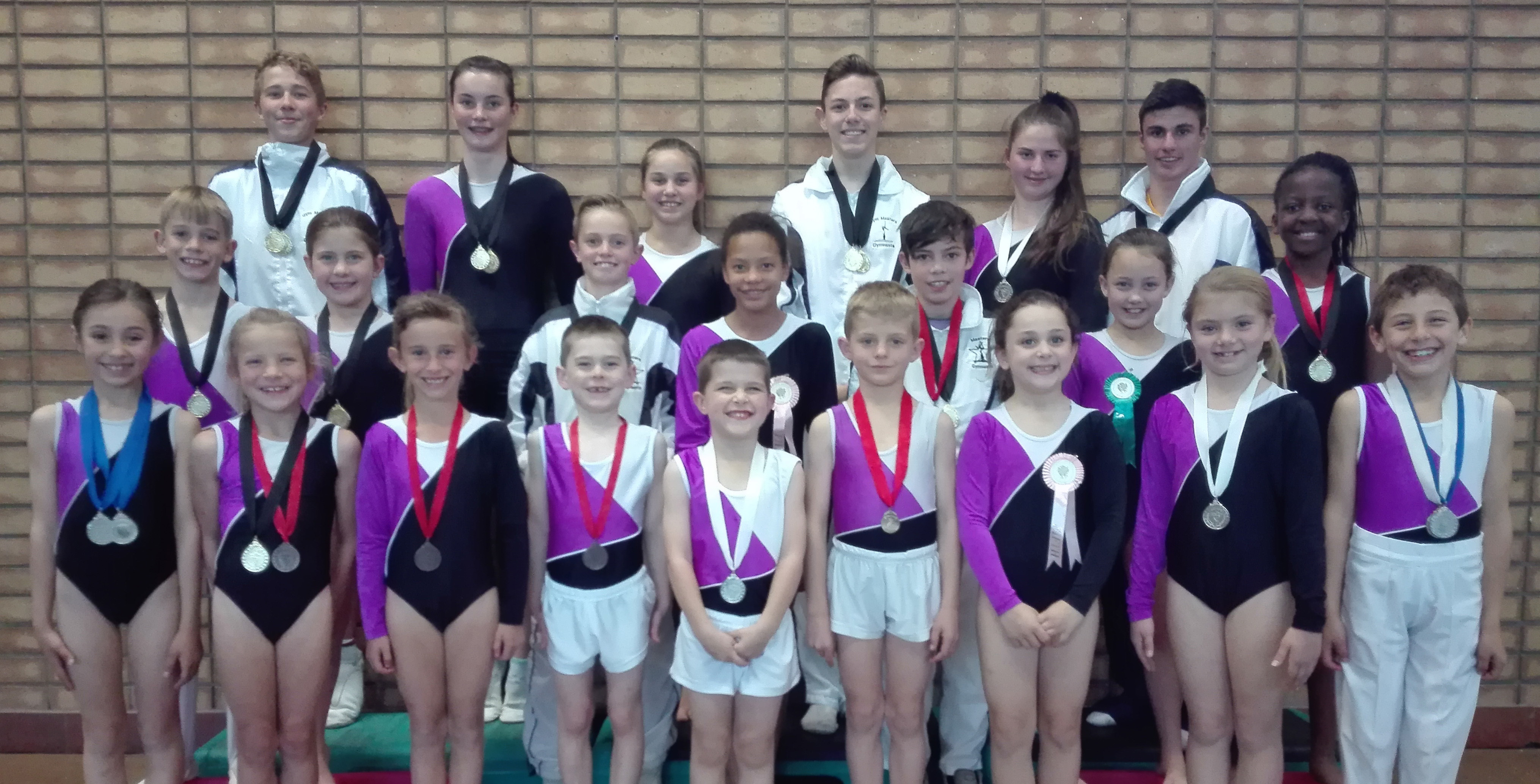 Local Trampolinists Win at Regional Championship