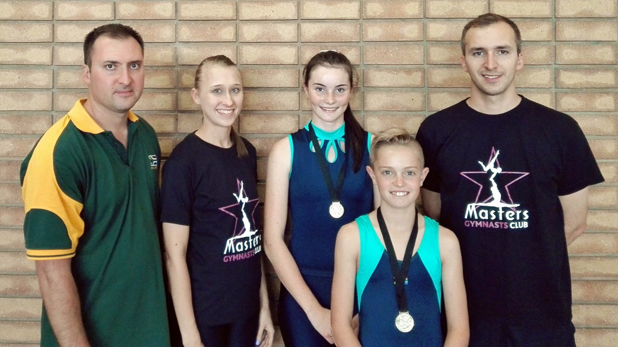Local Trampolinists Succeed in International Competition