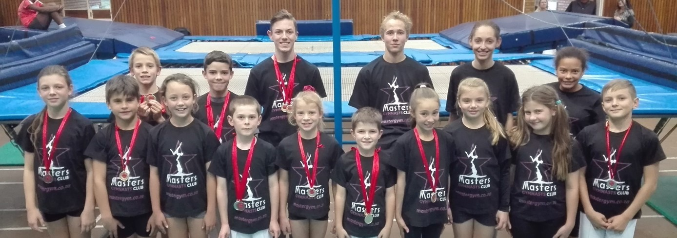 Competition Season Begins For Local Trampoline Gymnasts