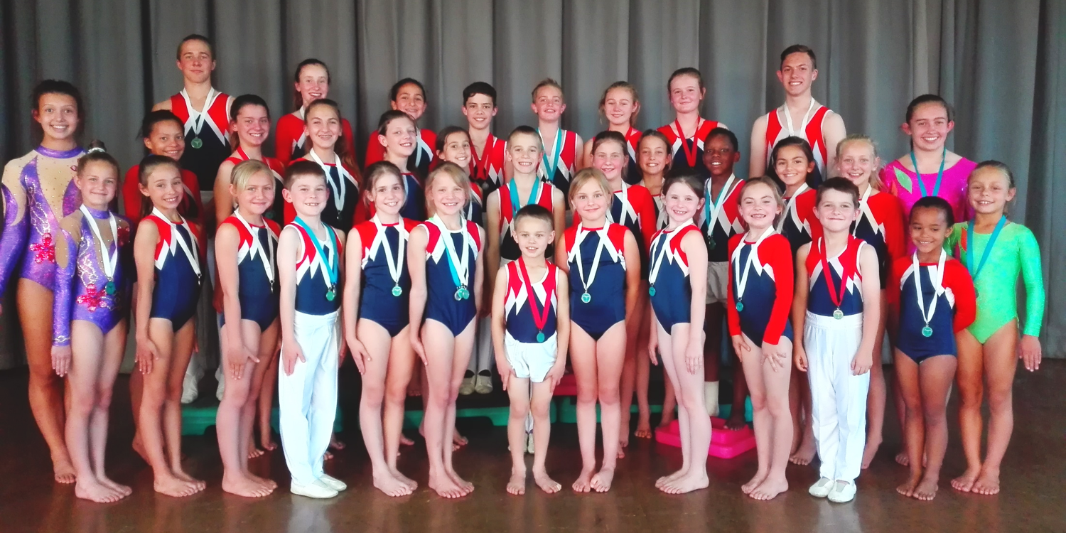 SA Gymnastics Games Success