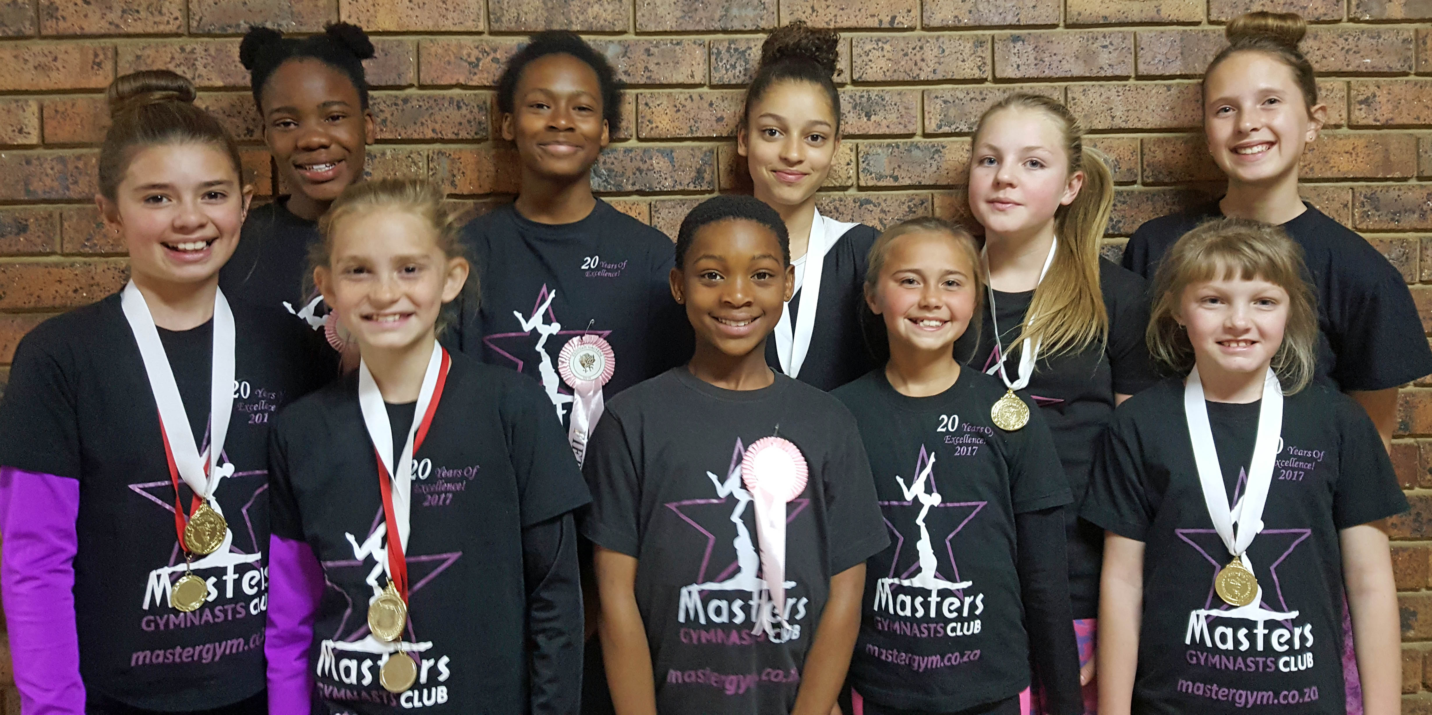 Acro and Trampoline Gauteng Championship 2017