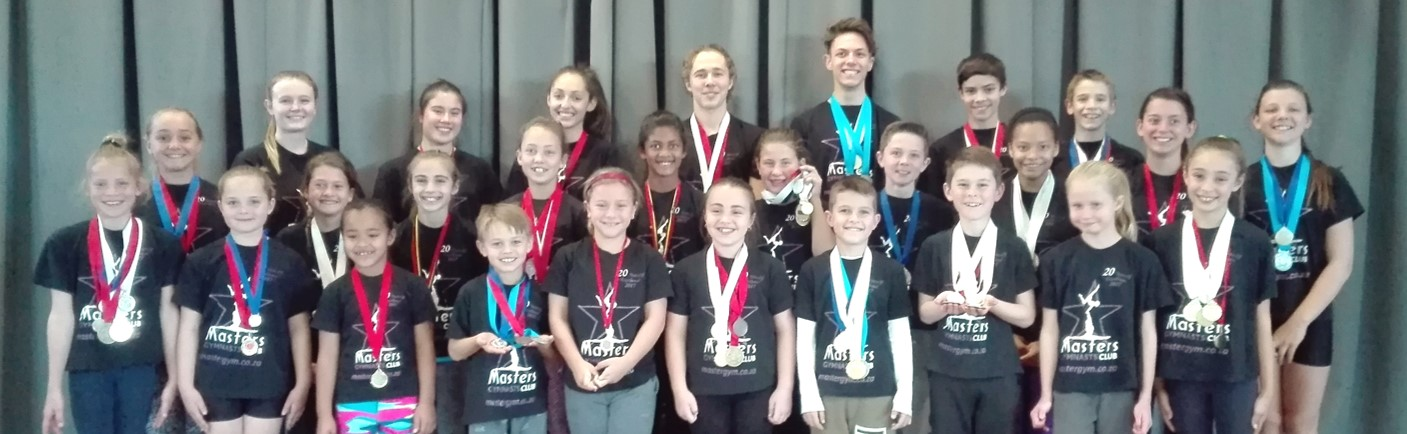 Medals Galore as Gymnastics Season in Full Swing